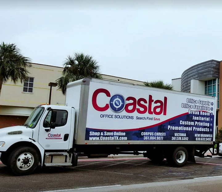 Coastal Office Solutions Ribbon Cutting